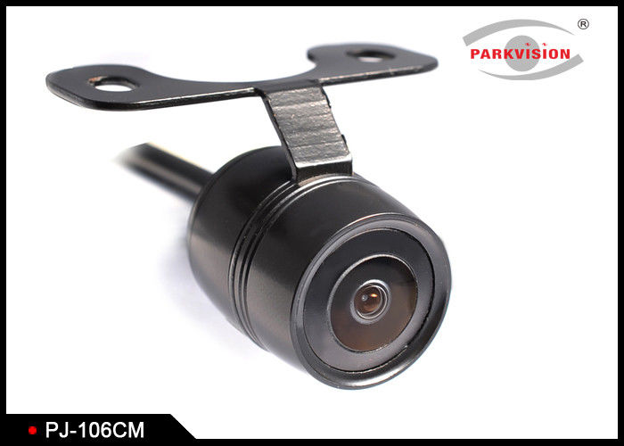 Metal Housing 180 Degree Rear View Camera With Stainless Steel Butterfly Style Bracket