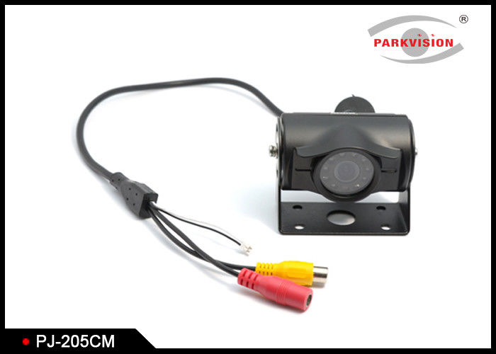 Low Consumption Led Reverse Camera , Car Reverse Camera With Night Vision